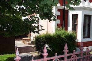 lewis apartment stornoway exterior cairn dhu house